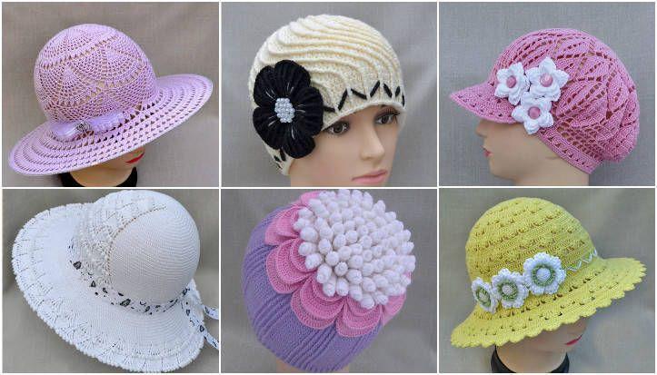 2016 en yeni 17 farklı şapka ve bere modeli