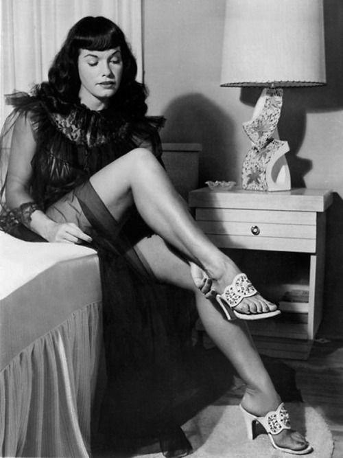 20th-century-man:  Bettie Page