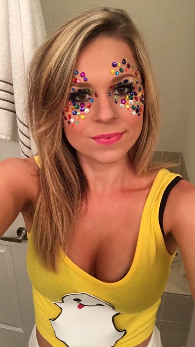Snapchat Filter costume
