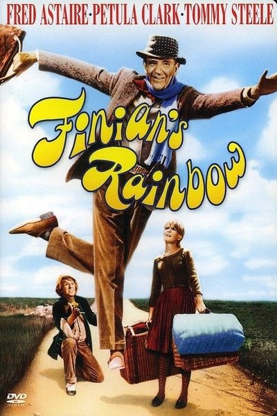Finian's Rainbow Movie Poster