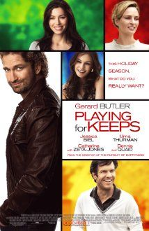 """Big fan of romantic comedies --loved this movie."" Playing for Keeps (2012) Poster"