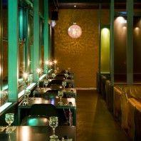 BADHU Arabisch restaurant en hotel in voormalig badhuis, Willem van Noortplein, Utrecht