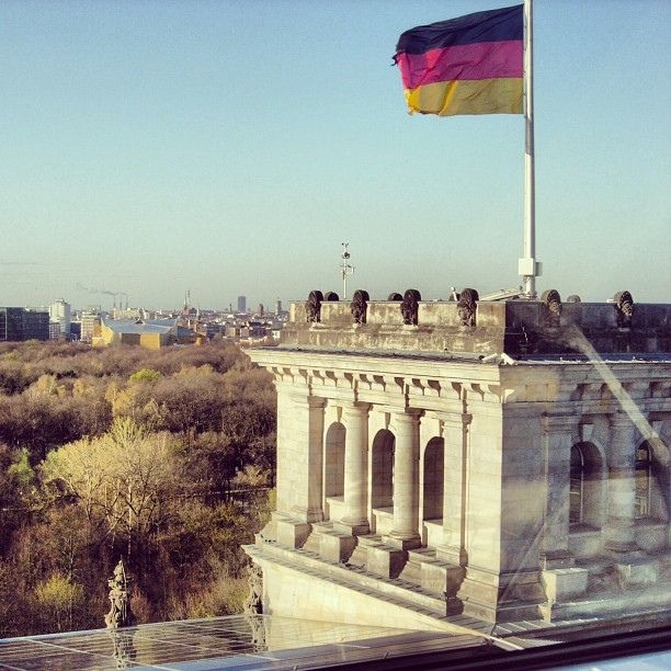 View from Deutscher Bundestag, Berlin | Flickr – Condivisione di foto!