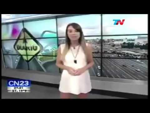 Una presentadora argentina llora en directo por la ola de despidos que vive su cadena (VIDEO) - RT