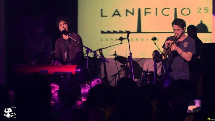 Smile on your face live al Lanificio25