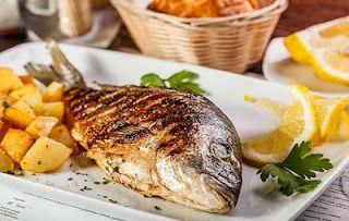 Fırında Çipura ~ En iyi Balık Yemekleri tarifi