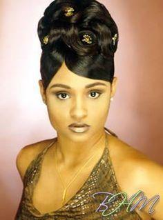 Fir Crystals Wedding Sylvia Spears In 2019 Hair Styles