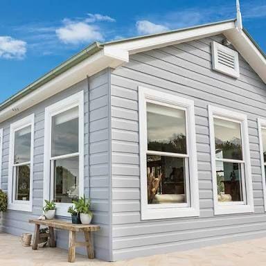 7 besten hausfarben bilder auf pinterest haus streichen hausfarben und hausfassade streichen. Black Bedroom Furniture Sets. Home Design Ideas