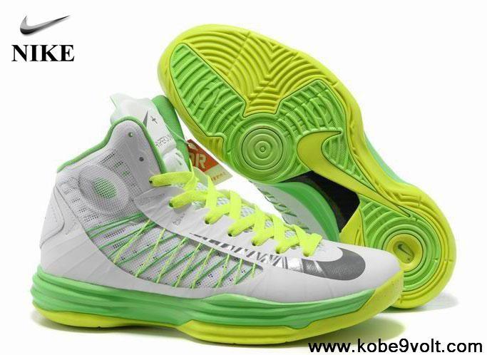 Online sales Nike Lunar Hyperudnk 2012 X Low Nike Green Blue Bla