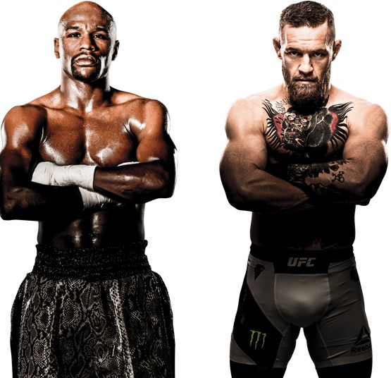 Pay-Per-View Boxing: Mayweather vs McGregor