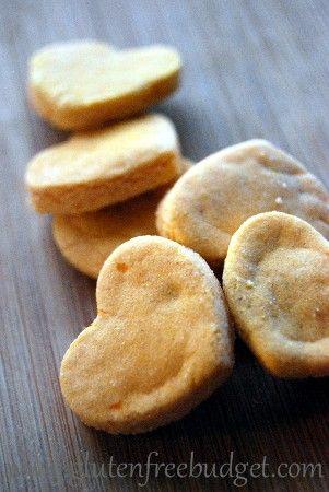 Sweet Potato Toddler Crackers Recipe