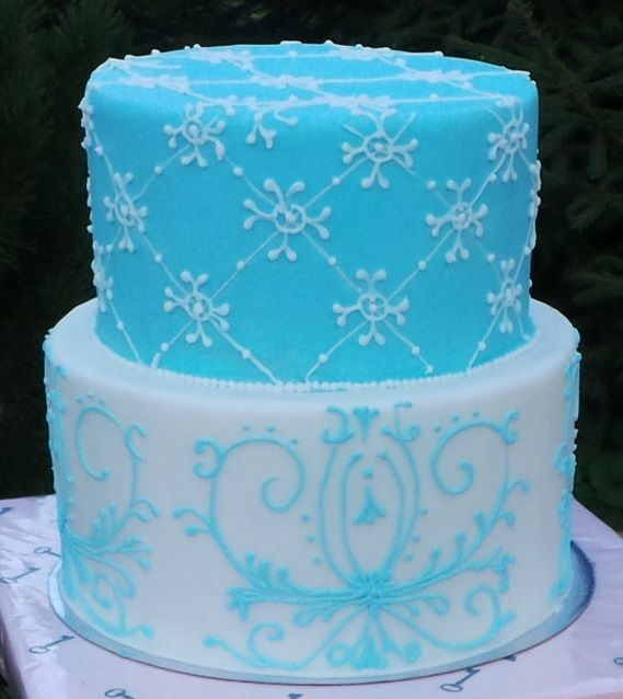 Свадебные торты с мастикой на заказ в Одинцово и Москве