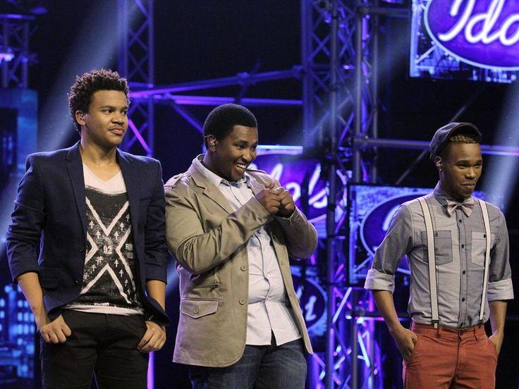 Idols SA Top 3