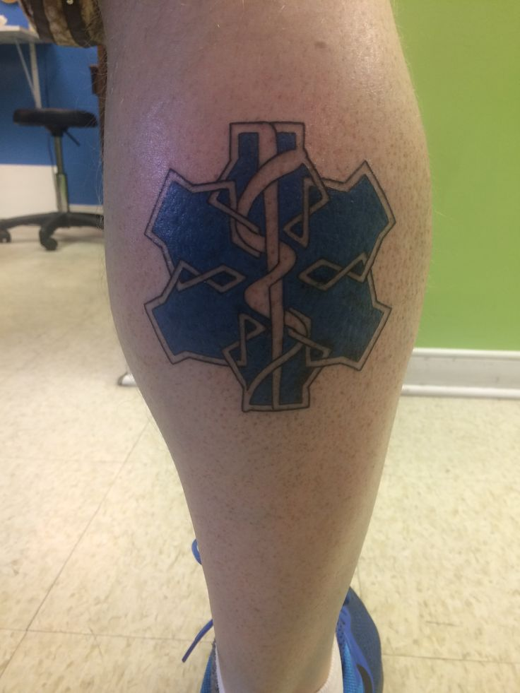 17 best images about tattoo ideas on pinterest irish for Star of life tattoo