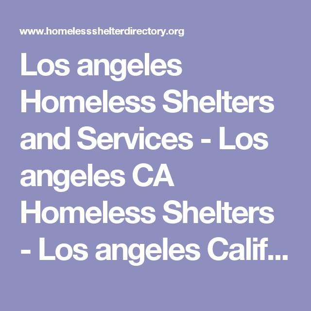 1000 ideas about homeless services on pinterest for Homeless shelter in los angeles