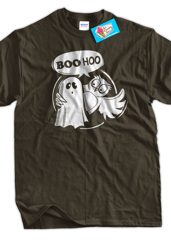 boo hoo shirt funny halloween owl t shirt ghost tshirt owl always love you tshirt - Halloween Shirts For Ladies