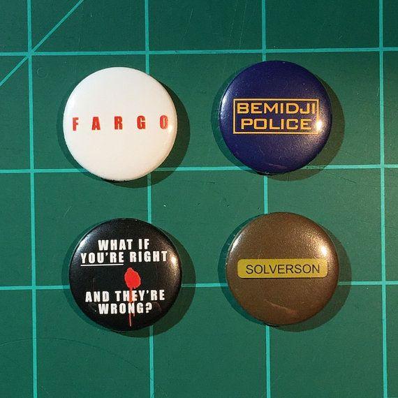 Fargo TV Series Season 1 Fan Art Bemidji Police by RegretFactory
