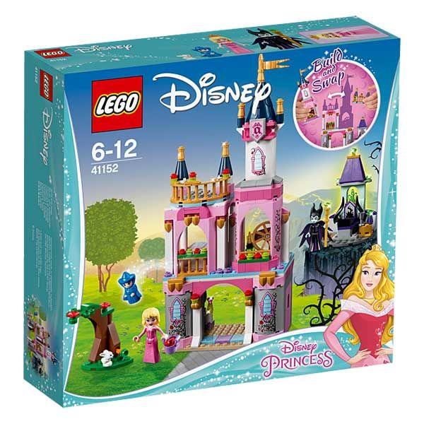 De Dormant Belle Disney Château 41152 La Princess Bois Lego® Au 8wNmn0