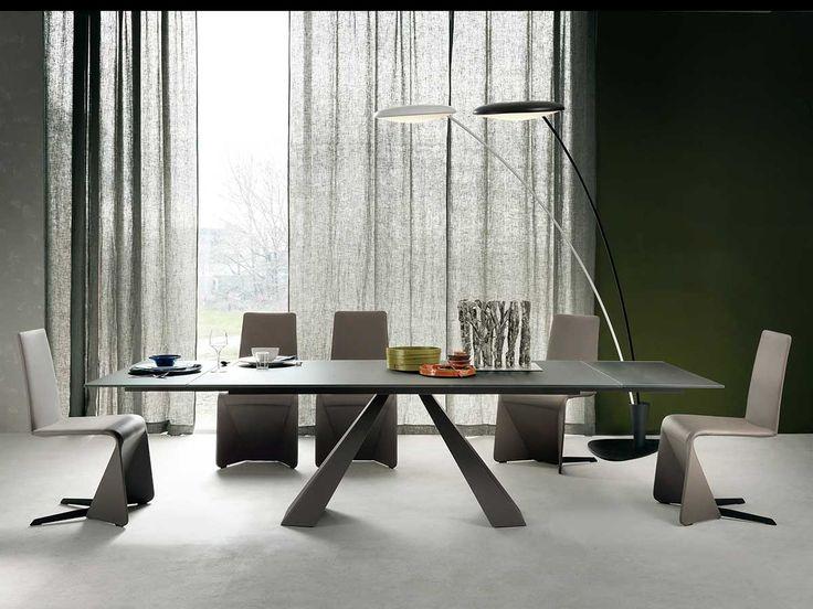 Modernes Italienisches Design Mit Der Cattelan Italia Stehleuchte Halley  Zweiflammig   Bequem Kaufen Im Borono.de Online Shop!