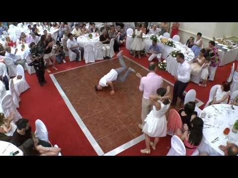 Wedding choreography !! All the dancers rock the place ... #wedding #first_dance