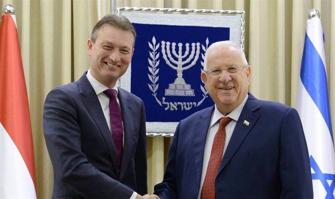 Netherlands government is 'keeping a close eye' on Middle East - Israel National News