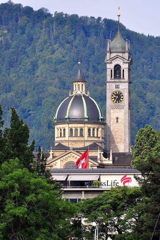 Enge - Kirche - ZSG Wädenswil Zurichsee
