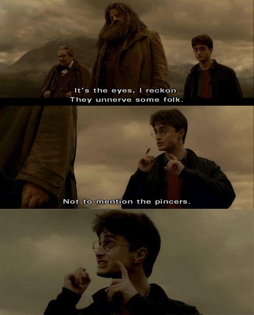 Harry Potter Funny image by xoxInnerHollowxox - Photobucket (best part of the movie!!!!!)