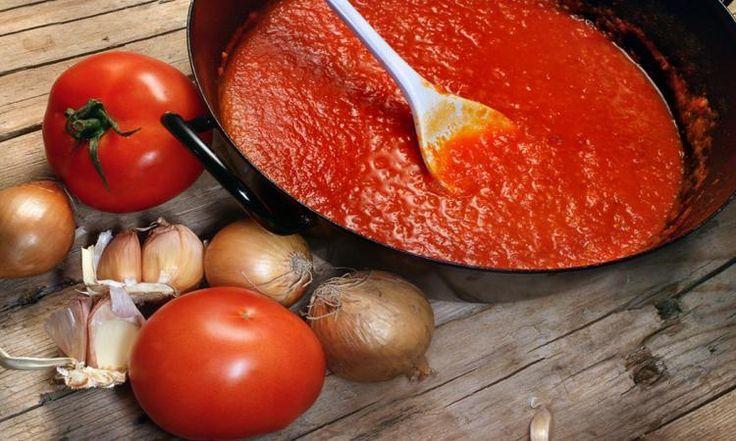 La meilleure sauce aux tomates fraîches maison! Et c'est celle que je cuisine année après année