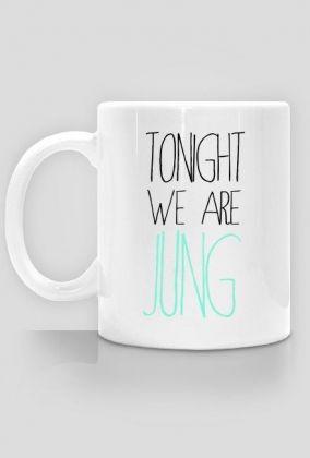 Tonight we are Jung - kubek, 20,00 zł, #psychologia, #psychology, #psychopraca, #cupsell, #gifts, #prezenty, #tonightweareyoung, #tonightwearejung