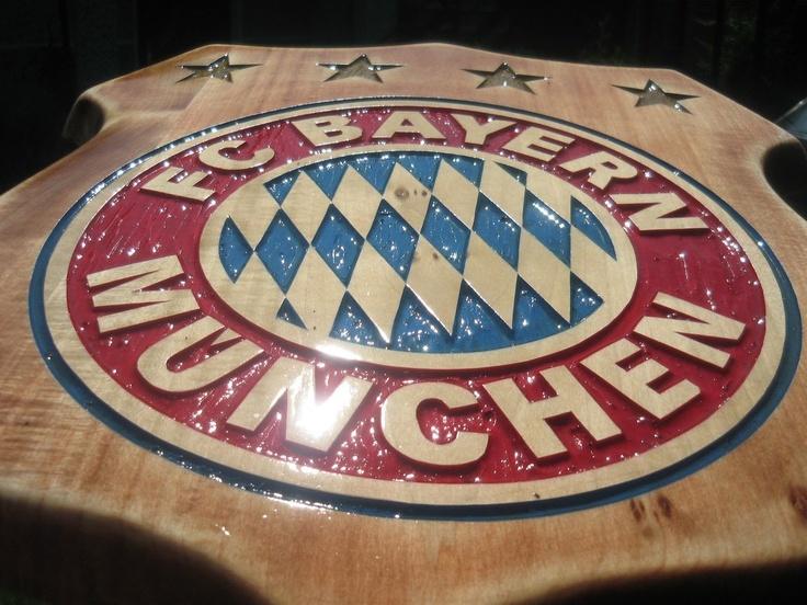 Bayern Munich Crest