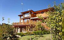 Проект деревянного дома из клееного бруса Цезарь, площадь 437 м2, 2 этажа, 4 спальни, фото 5