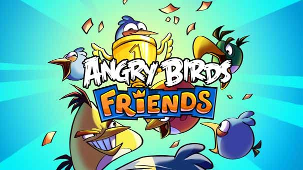 Angry Birds Friends Hack And Cheats Online Generator For Android