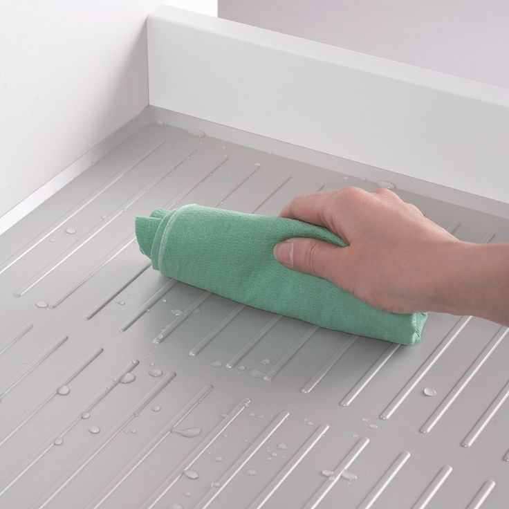 Kitchen Cabinet Lining Ideas: Waterproof Cabinet Liner