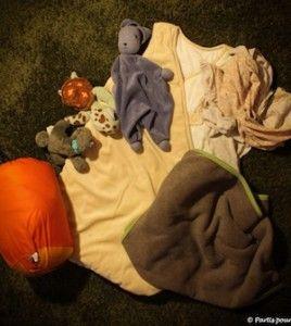 Quel matériel pour voyager avec bébé