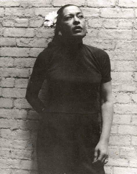 """If I'm going to sing like someone else, then I don't need to sing at all."" - Billie Holiday"