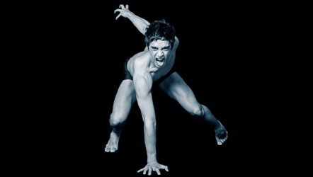 Tohu - spoken word, video projection, live waiata and electronic music in a Maori contemporary dance at Auckland's Corban Estate Arts Centre