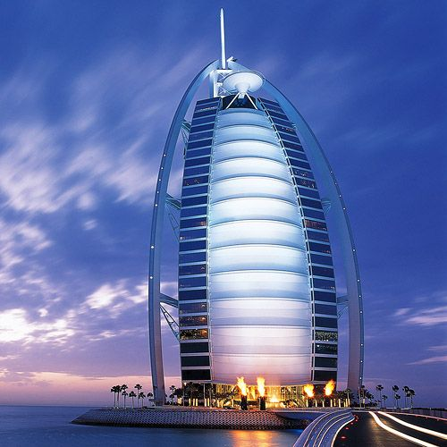 "Burj Al Arab is a well known luxuries hotel in Dubai. It is the fourth tallest hotel in the world. Burj Al Arab was constructed on an artificial island. It is also referred as ""the world's only 7-Star hotel"".  Celebrate your Diwali in Dubai.   #Dubai #7starhotel #BurjAlArab #travel #tour"