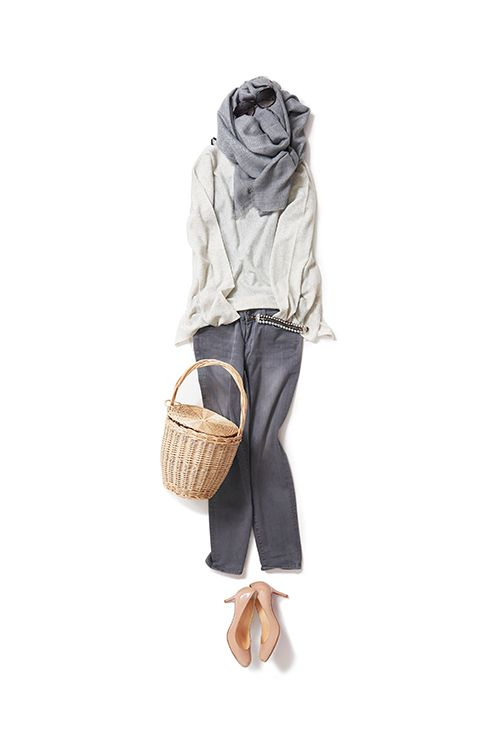 コーディネート詳細(リピートしてしまう好きな色のムード)| Kyoko Kikuchi's Closet|菊池京子のクローゼット