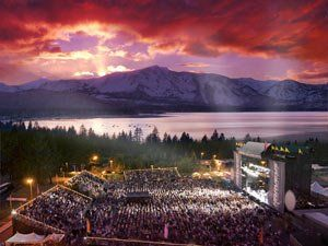 Summer Concerts South Lake Tahoe | Activities in South Lake Tahoe #tahoe #southlaketahoe