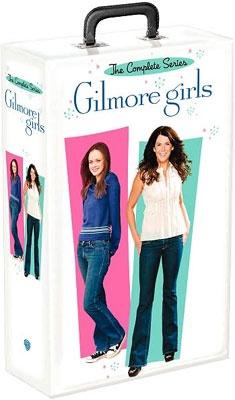 Gilmore Girls on DVD 7 Season box set!!  Mogen gebrande versies zijn. Maar de downloads heppikal... Wil juist de goeie kwaliteit van dvd :)