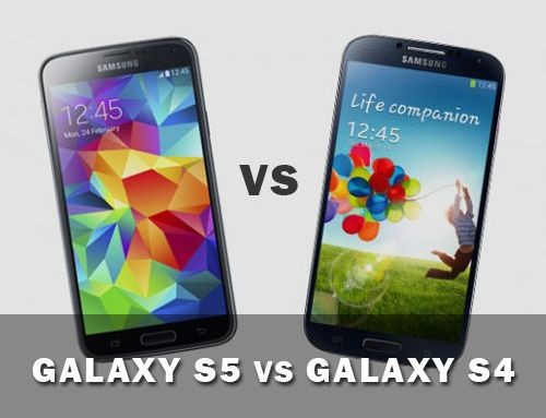 The Difference Between Samsung Galaxy S4 and Galaxy S5