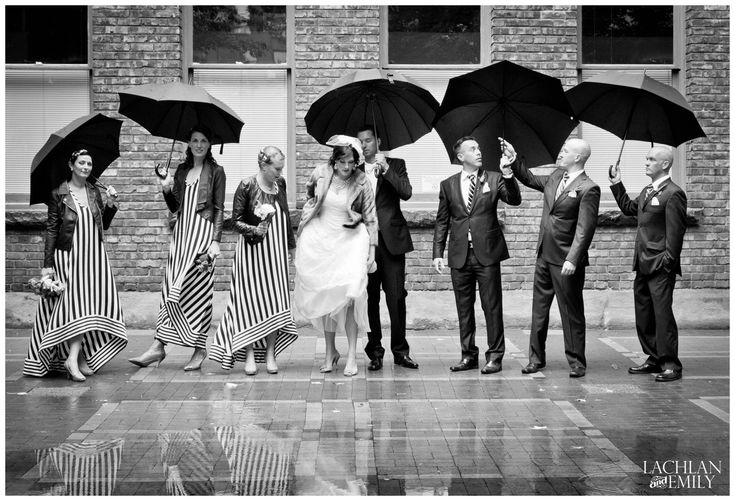5 Tips For Success to Conquer Rain on your Wedding Day on the blog now!