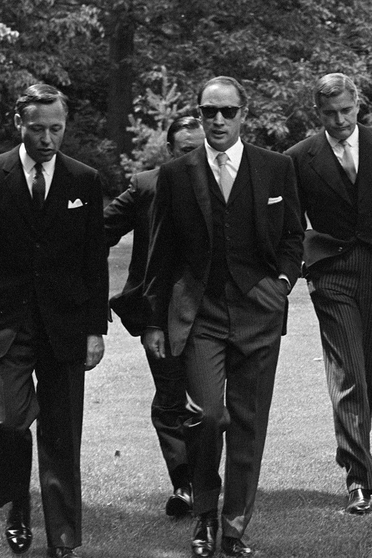 "Trudeau's Swearing-In Was So Badass In 1968.Justin Trudeau is set to be sworn in as Canada's 23rd prime minister on Wednesday. And the big question is: will he stroll up to Rideau Hall looking like a character out of ""Reservoir Dogs,"" like his father before him? Wednesday will mark the first time in Canadian history that a prime minister's son will hold the office. The occasion will surely stir some memories of Pierre Trudeau's time in the role (1968 to 1979 and 1980 to 1984). Picture 1968"