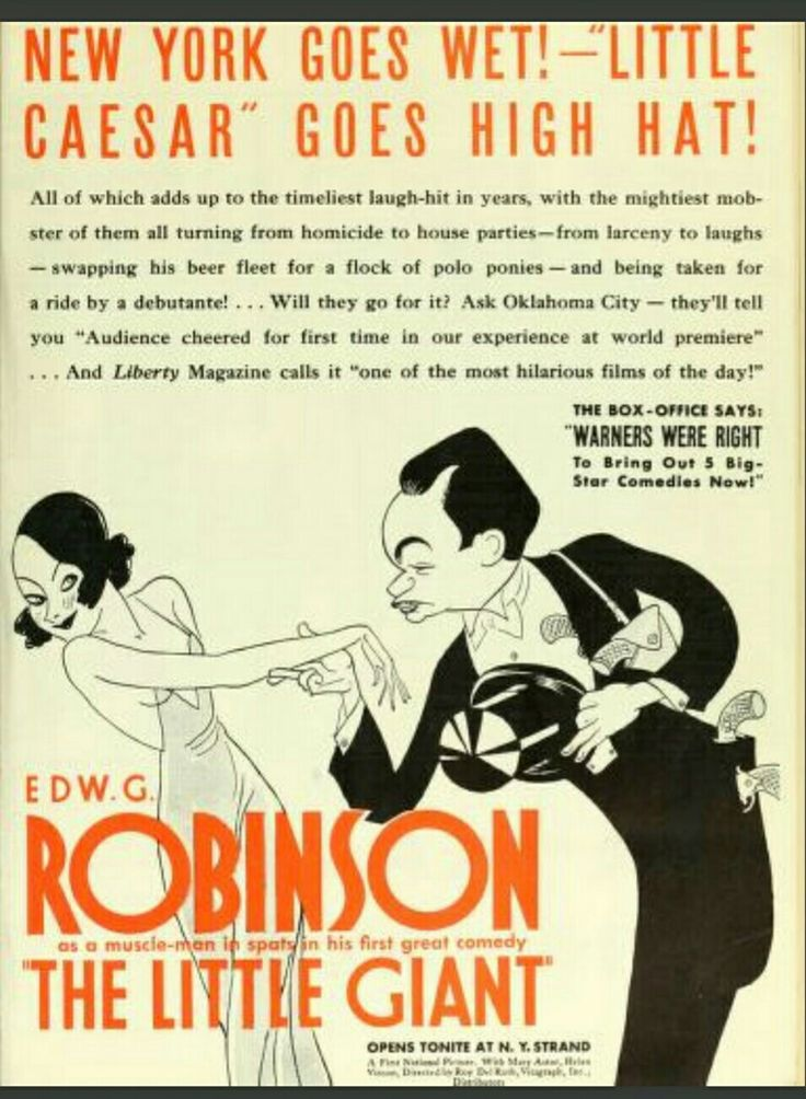 Edward G. Robinson 1933