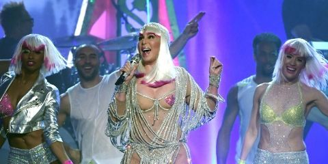 Cher's Performance at the Billboard Music Awards Proves She's Still Got It