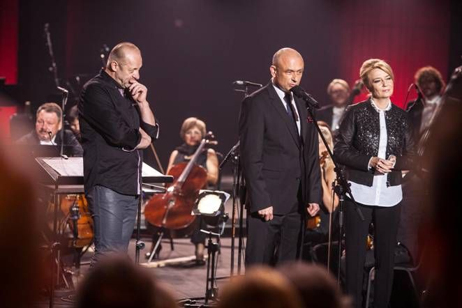 Zbigniew Preisner concert during the DoubleTree by Hilton hotel openings  fot. Dariusz Kulesza