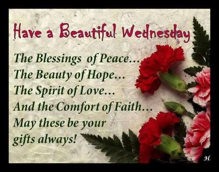 Spiritual Inspirations | Wisdom Wednesday | Wednesday prayer