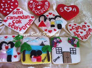 Zeyyo Butik Kurabiye: Evlilik Yıldönümü Kurabiyeleri