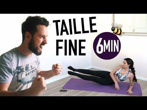 #GetSexy Taille fine en 6 minutes ! Arnaud nous encourage !