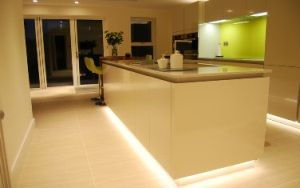 led strip extension forward kitchen led strip lighting kitchen plinth